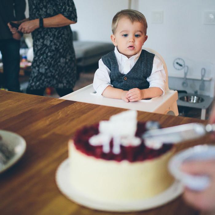 Barnfotograf Göteborg I Firade Vincents 2-årsdag