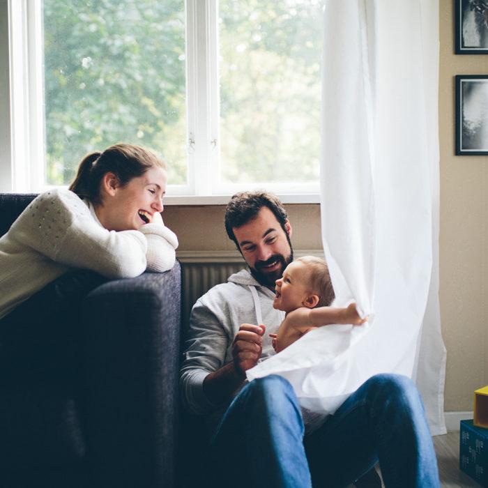Familj - en dag i livet